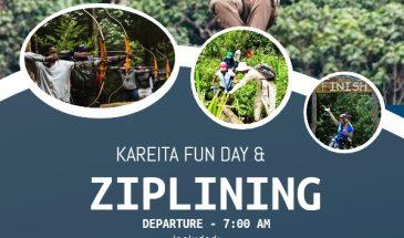 Kareita Ziplining and Fun Day